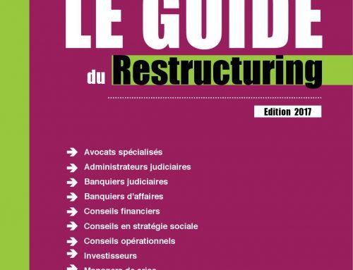 AFIVAL parmi les principaux spécialistes français des entreprises en phase de retournement